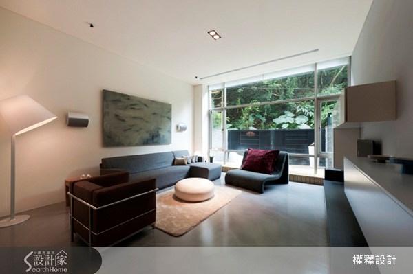 70坪新成屋(5年以下)_現代風案例圖片_權釋設計_權釋_101之1