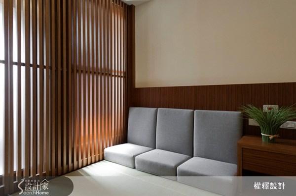 10坪新成屋(5年以下)_人文禪風案例圖片_權釋設計_權釋_103之32