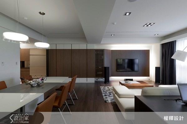 39坪新成屋(5年以下)_休閒風案例圖片_權釋設計_權釋_104之4
