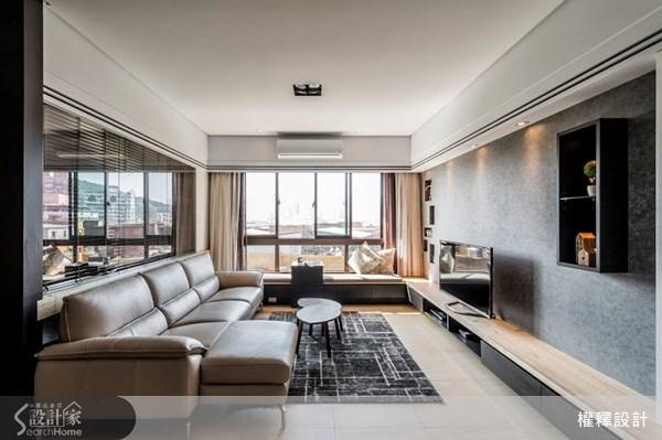 29坪新成屋(5年以下)_休閒風案例圖片_權釋設計_權釋_107之4