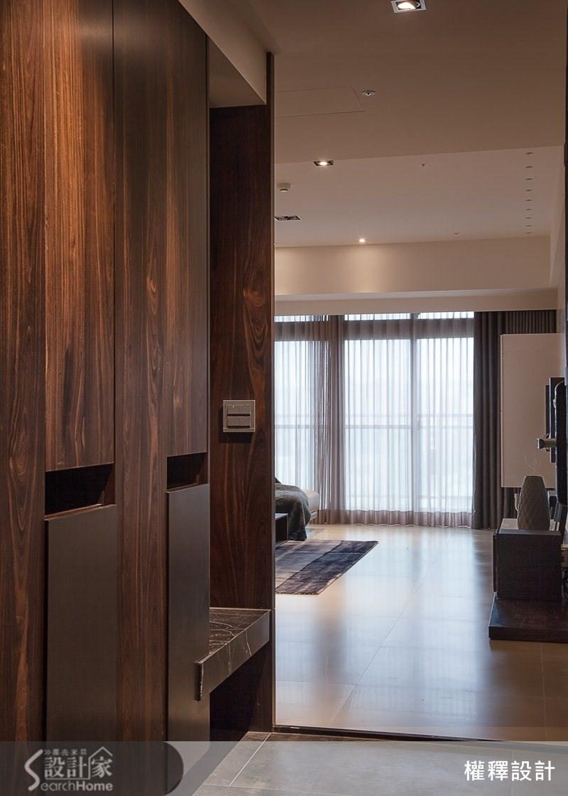 44坪新成屋(5年以下)_簡約風案例圖片_權釋設計_權釋_110之1