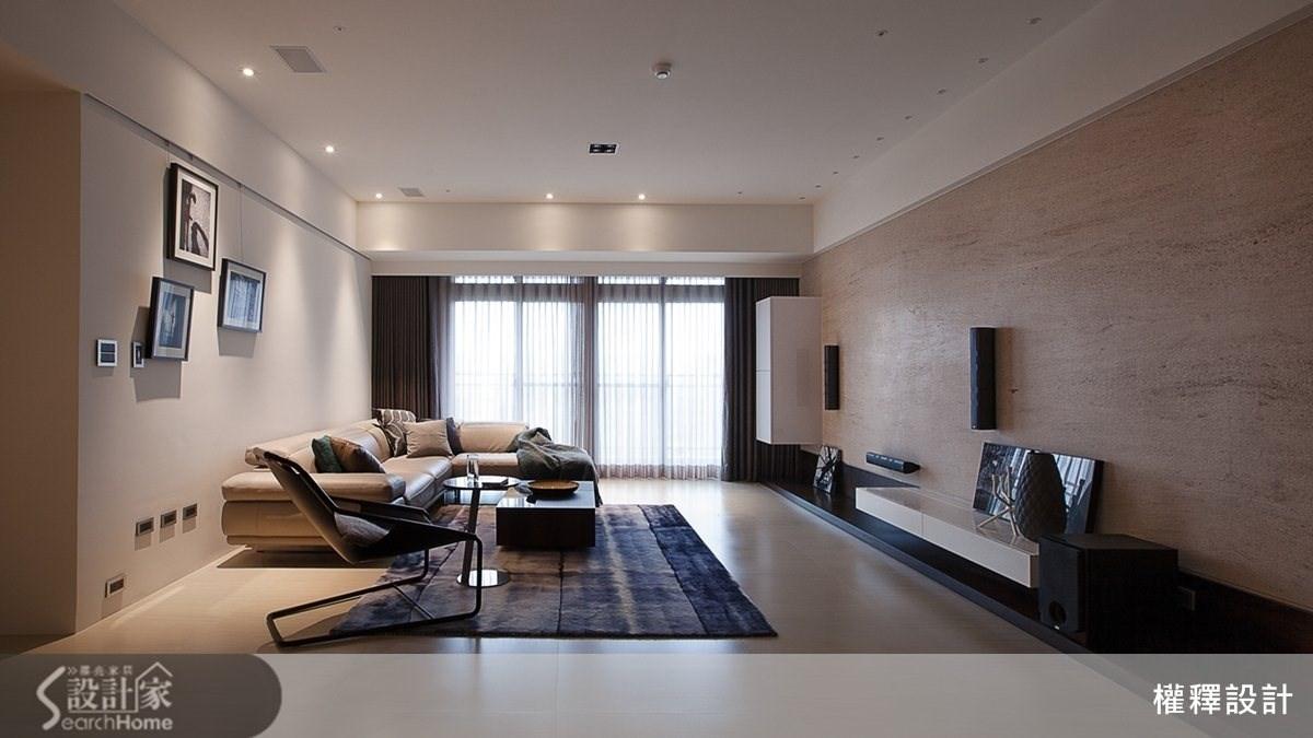 44坪新成屋(5年以下)_簡約風案例圖片_權釋設計_權釋_110之3