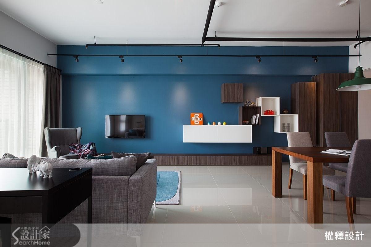 34坪新成屋(5年以下)_北歐風案例圖片_權釋設計_權釋_112之17