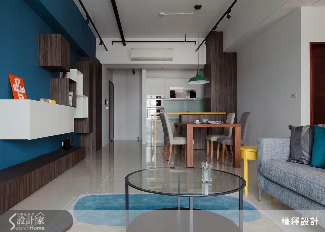 34坪新成屋(5年以下)_北歐風案例圖片_權釋設計_權釋_112之12