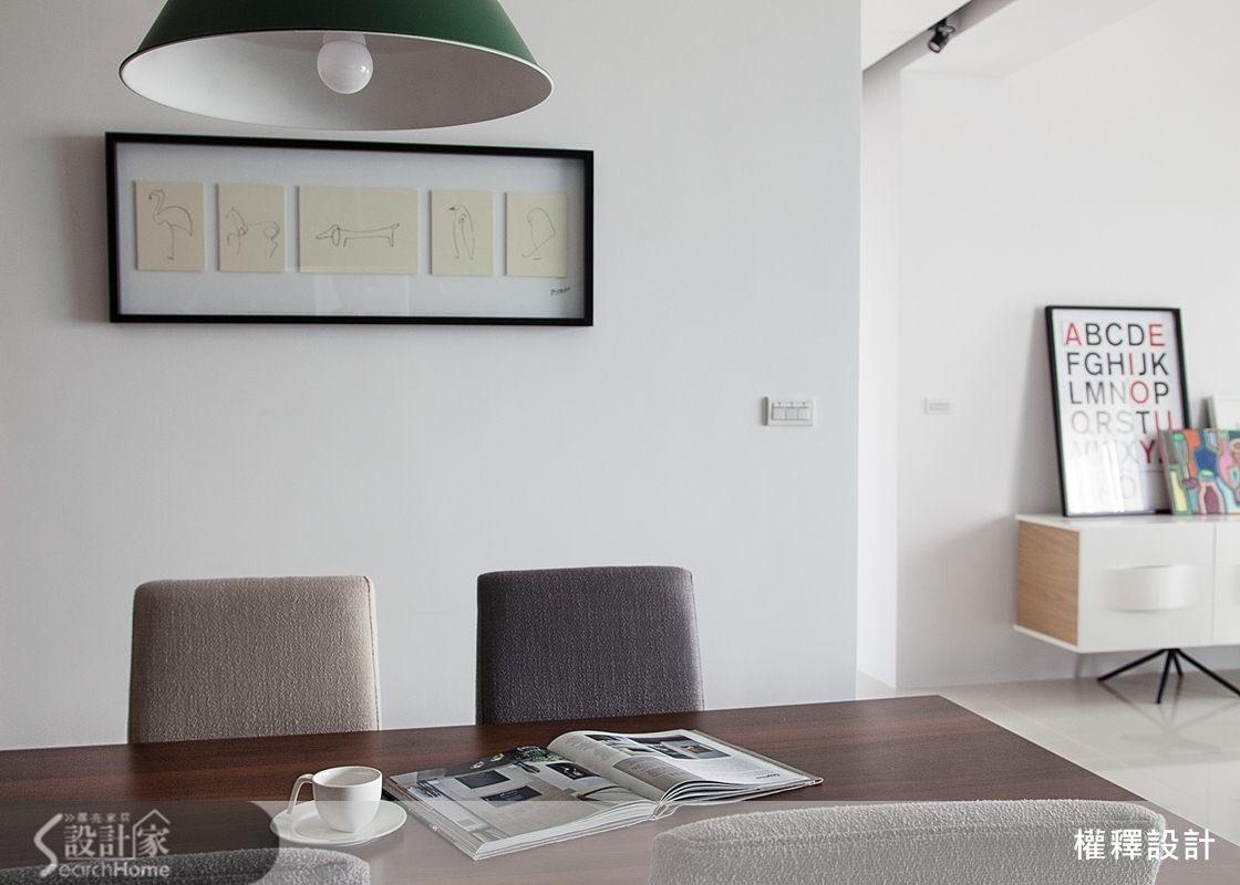34坪新成屋(5年以下)_北歐風案例圖片_權釋設計_權釋_112之7