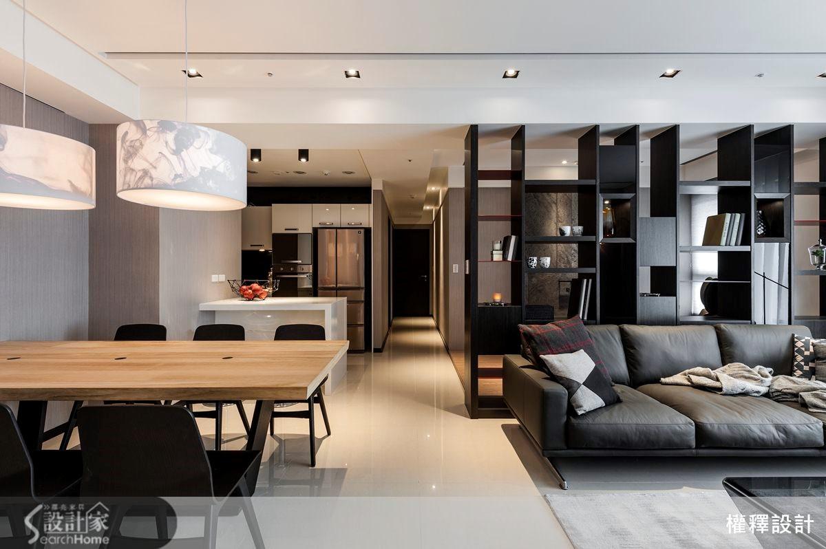 36坪新成屋(5年以下)_現代風案例圖片_權釋設計_權釋_113之4