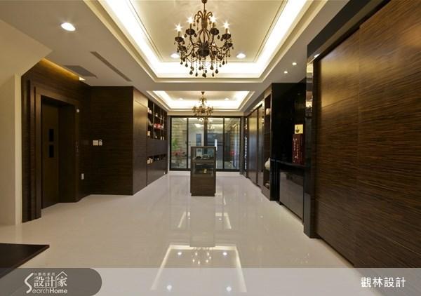 114坪新成屋(5年以下)_現代風走廊案例圖片_觀林設計_觀林_23之3
