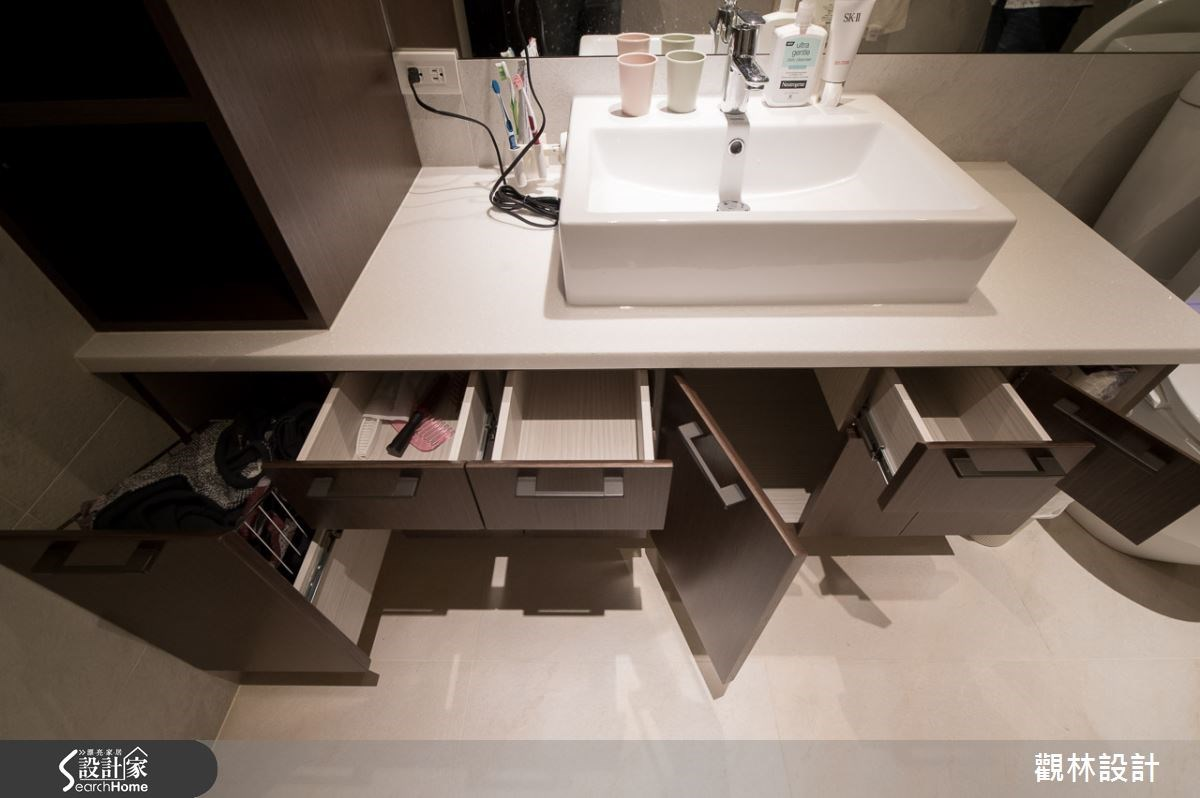100坪老屋(16~30年)_混搭風浴室案例圖片_觀林設計_觀林_31之68