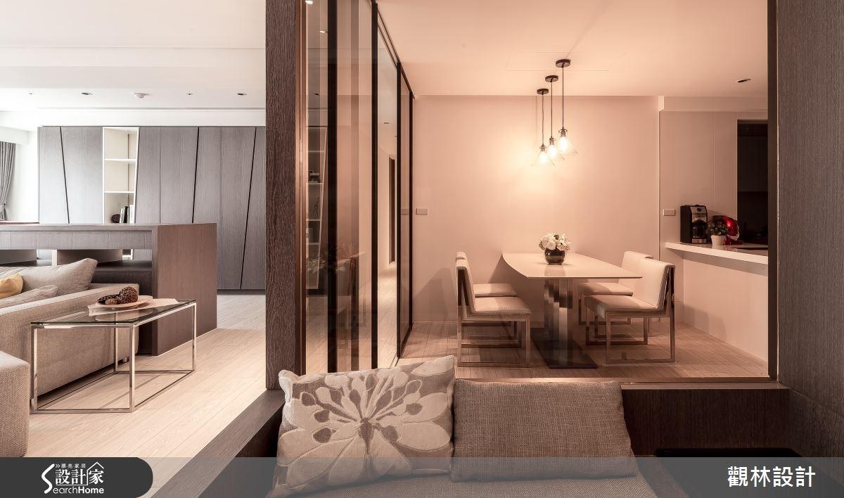 60坪新成屋(5年以下)_簡約風餐廳案例圖片_觀林設計_觀林_33之4