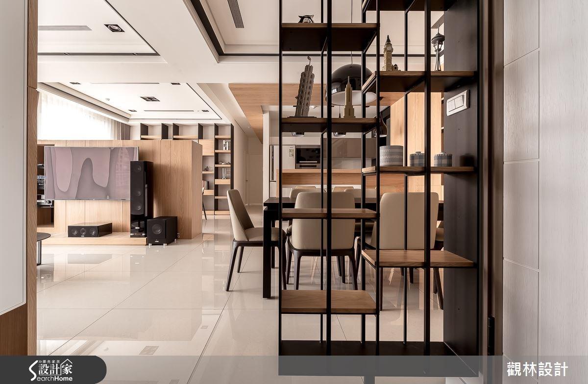 40坪新成屋(5年以下)_休閒風玄關案例圖片_觀林設計_觀林_35之2