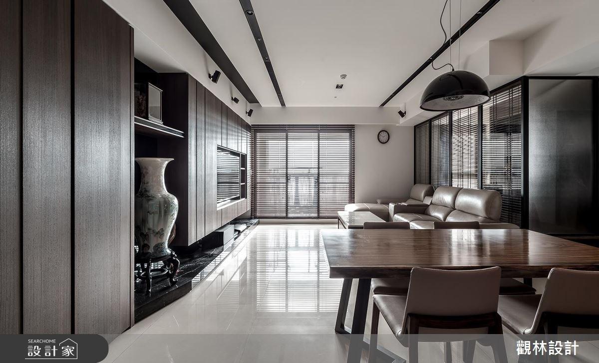 32坪新成屋(5年以下)_現代風餐廳案例圖片_觀林設計_觀林_40之1