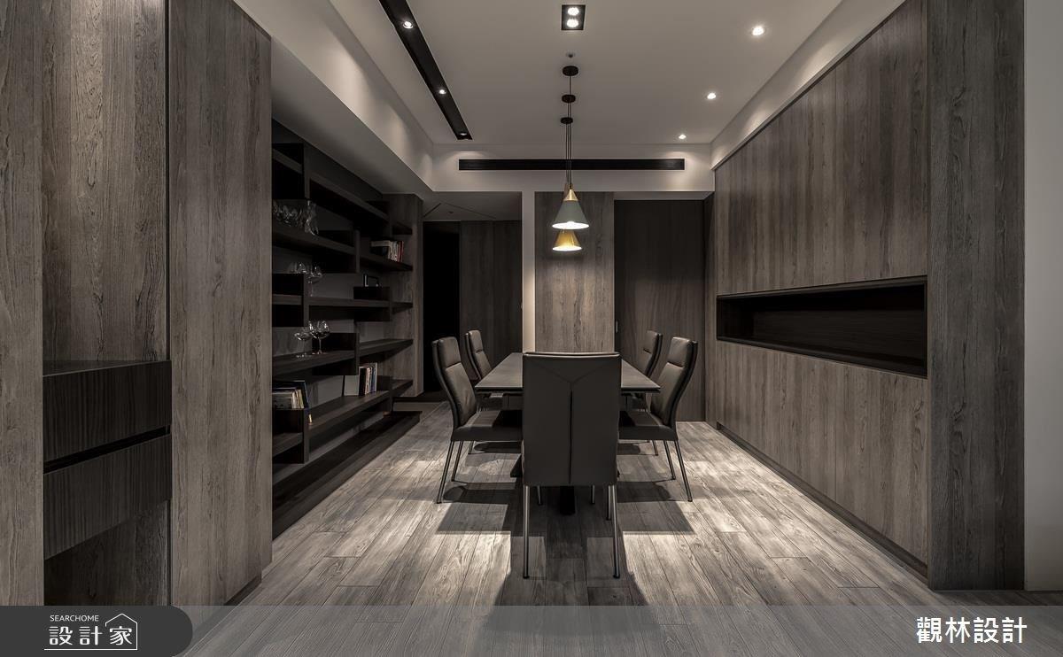 20坪新成屋(5年以下)_簡約風餐廳案例圖片_觀林設計_觀林_43之3