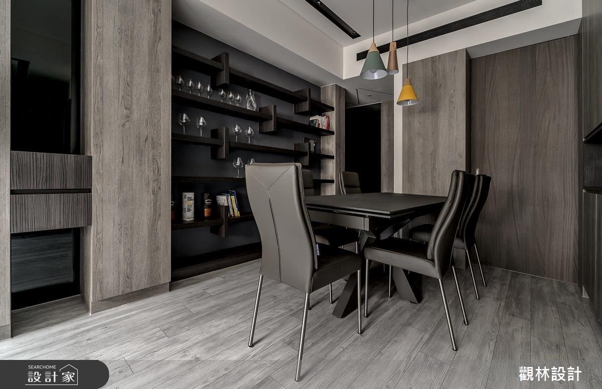 20坪新成屋(5年以下)_簡約風餐廳案例圖片_觀林設計_觀林_43之4