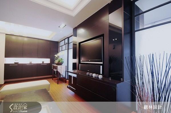 60坪老屋(16~30年)_新中式風客廳案例圖片_觀林設計_觀林_10之3