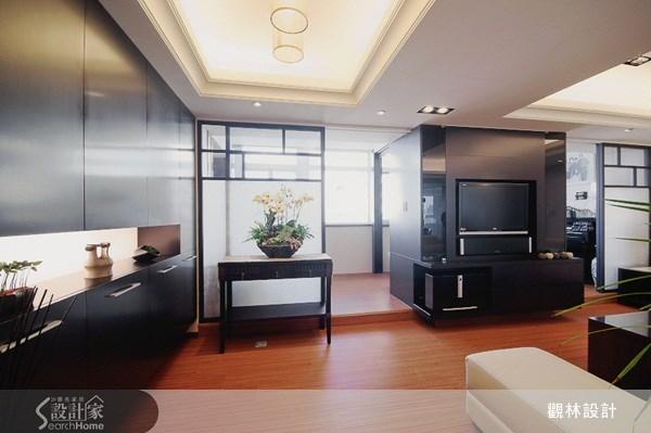 60坪老屋(16~30年)_新中式風客廳案例圖片_觀林設計_觀林_10之4