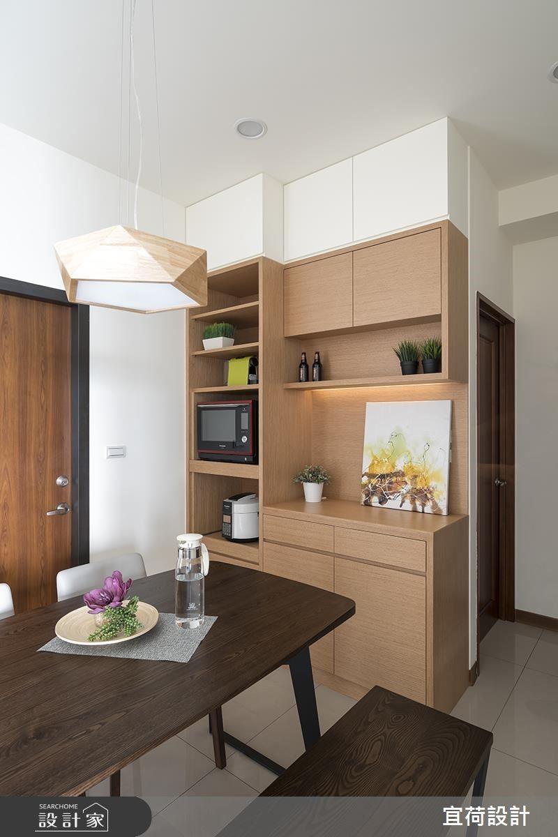 25坪新成屋(5年以下)_休閒風餐廳案例圖片_宜荷設計_宜荷_06之5