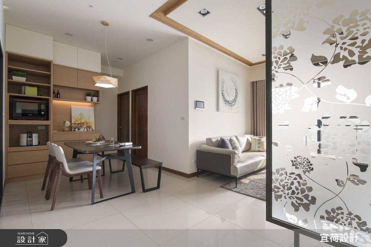 25坪新成屋(5年以下)_休閒風餐廳案例圖片_宜荷設計_宜荷_06之3