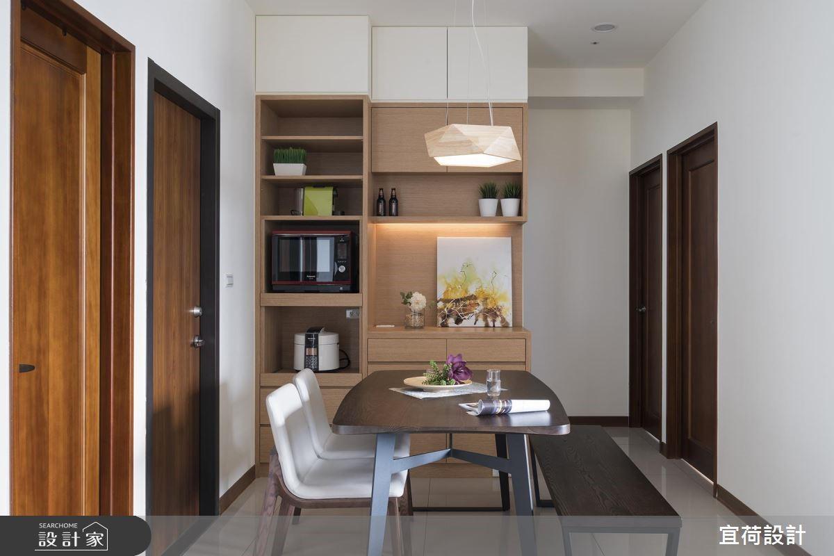 25坪新成屋(5年以下)_休閒風餐廳案例圖片_宜荷設計_宜荷_06之4