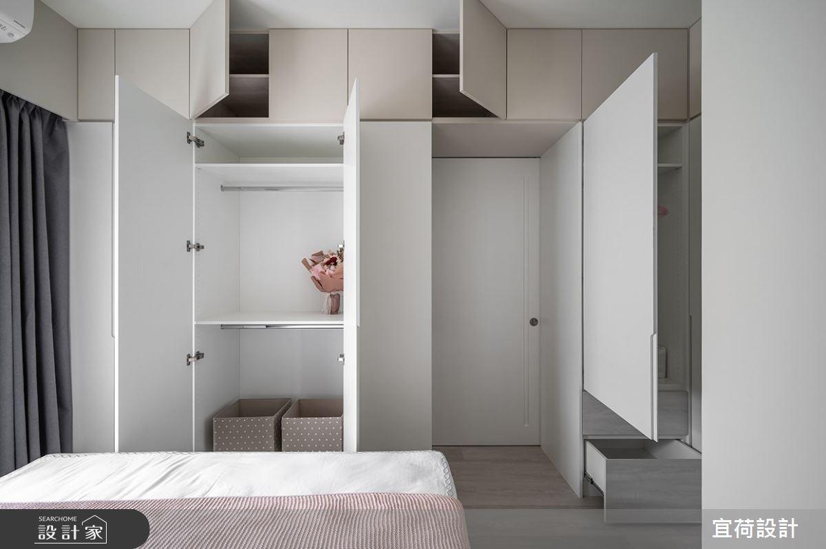 35坪新成屋(5年以下)_北歐風案例圖片_宜荷設計_宜荷_28之28