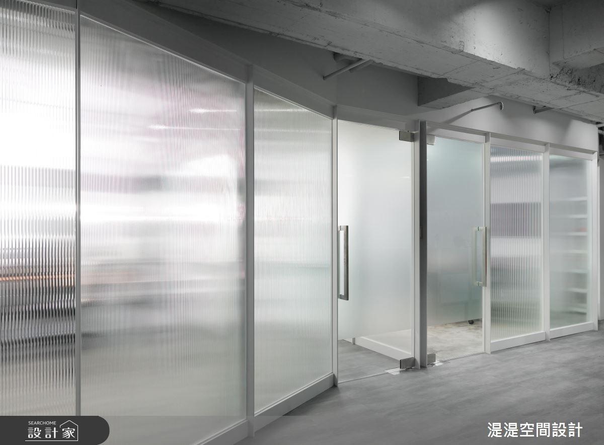 40坪新成屋(5年以下)_現代風商業空間案例圖片_湜湜空間設計_湜湜_01之2