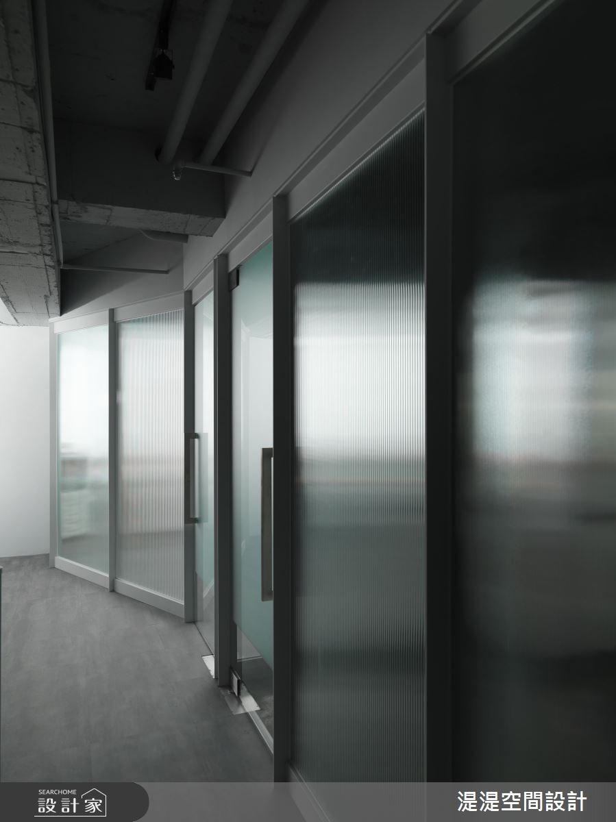40坪新成屋(5年以下)_現代風商業空間案例圖片_湜湜空間設計_湜湜_01之4