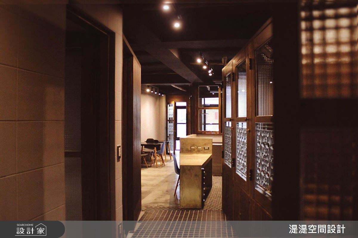 23坪老屋(16~30年)_混搭風商業空間案例圖片_湜湜空間設計_湜湜_02之2