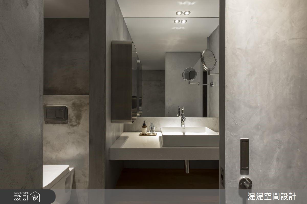 12坪中古屋(5~15年)_混搭風浴室案例圖片_湜湜空間設計_湜湜_15之20