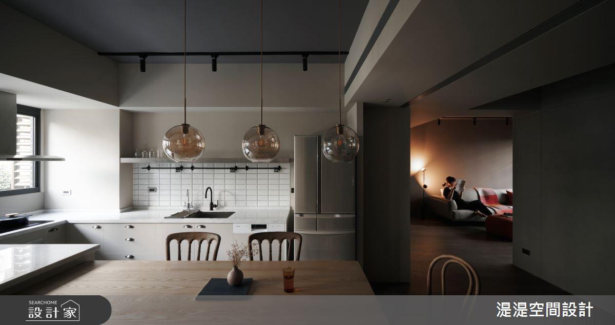 26坪中古屋(5~15年)_混搭風餐廳案例圖片_湜湜空間設計_湜湜_26之12