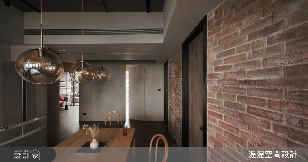 26坪中古屋(5~15年)_混搭風餐廳案例圖片_湜湜空間設計_湜湜_26之16