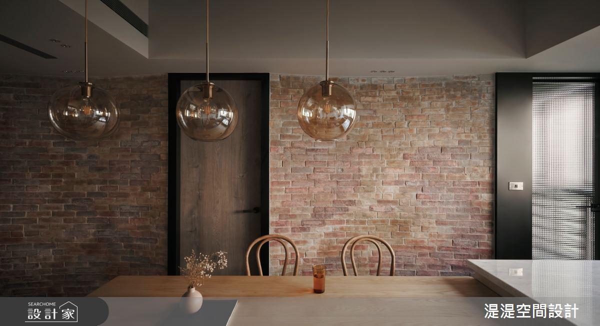 26坪中古屋(5~15年)_混搭風餐廳案例圖片_湜湜空間設計_湜湜_26之17