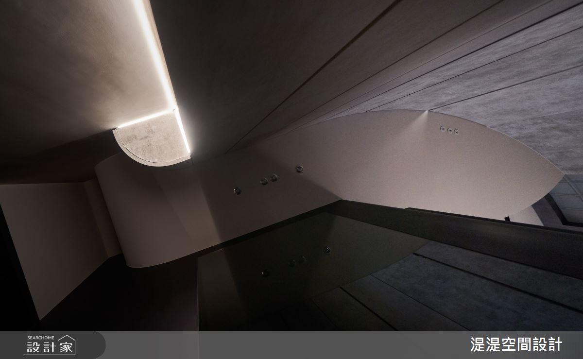 17坪新成屋(5年以下)_混搭風玄關案例圖片_湜湜空間設計_湜湜_28之5