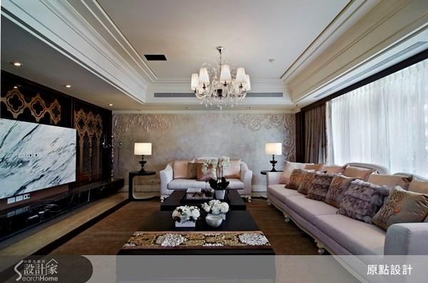 75坪新成屋(5年以下)_奢華風案例圖片_原點室內設計_原點_17之1