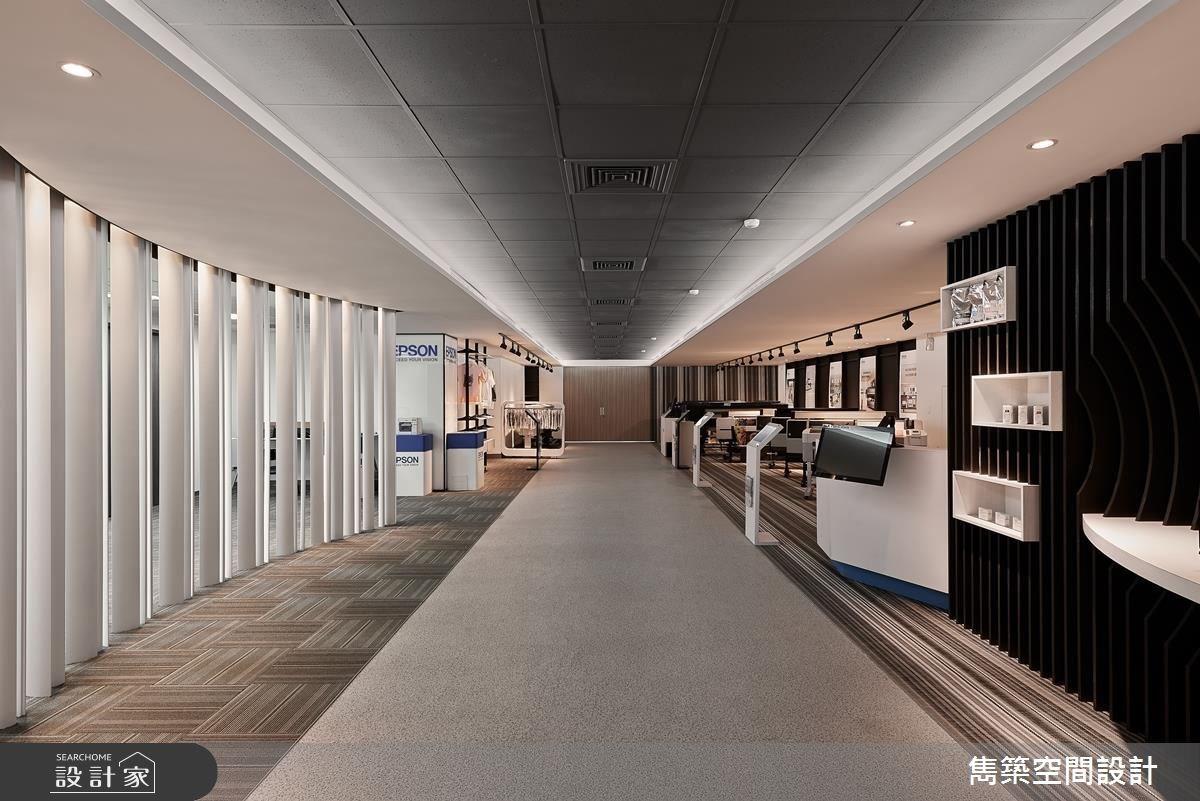 100坪新成屋(5年以下)_現代風商業空間案例圖片_雋築空間設計_雋築_01之3