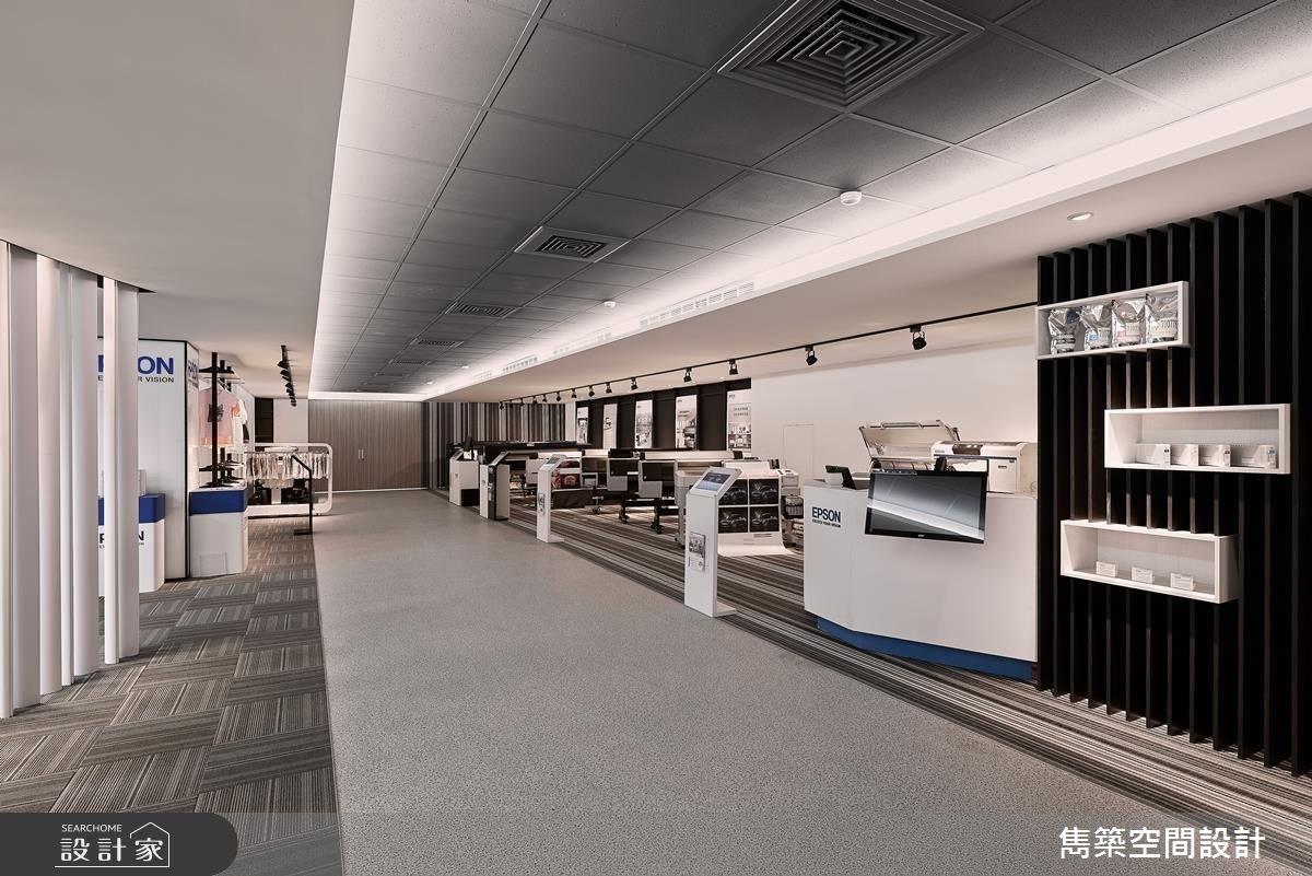100坪新成屋(5年以下)_現代風商業空間案例圖片_雋築空間設計_雋築_01之4