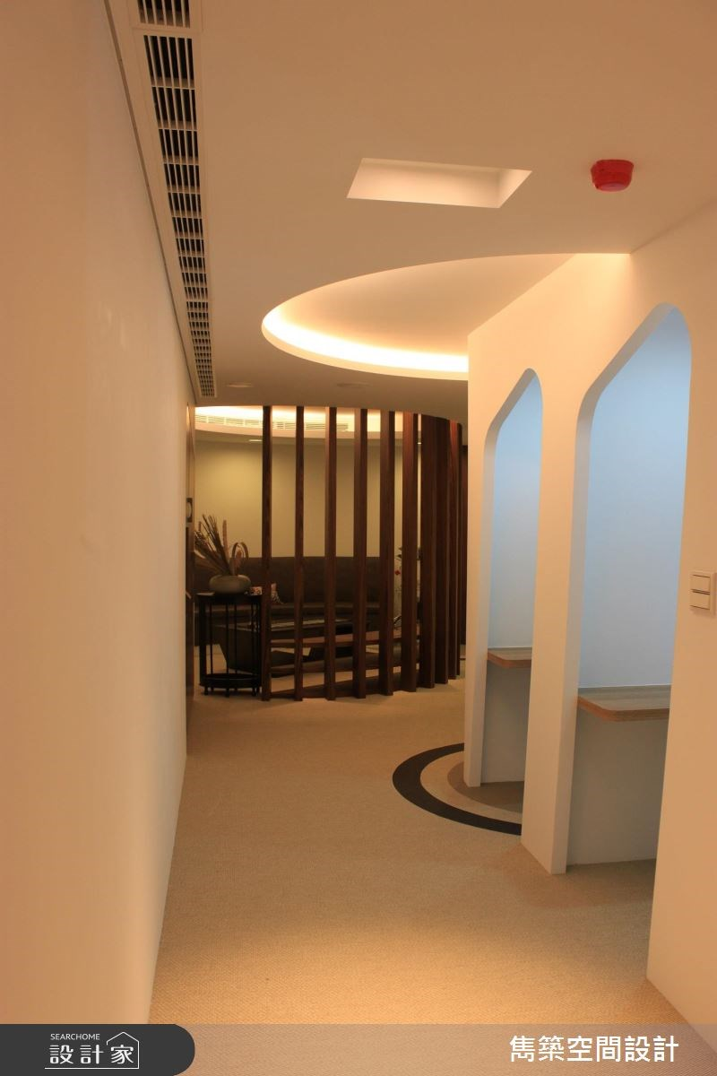78坪_現代風商業空間案例圖片_雋築空間設計_雋築_02之3