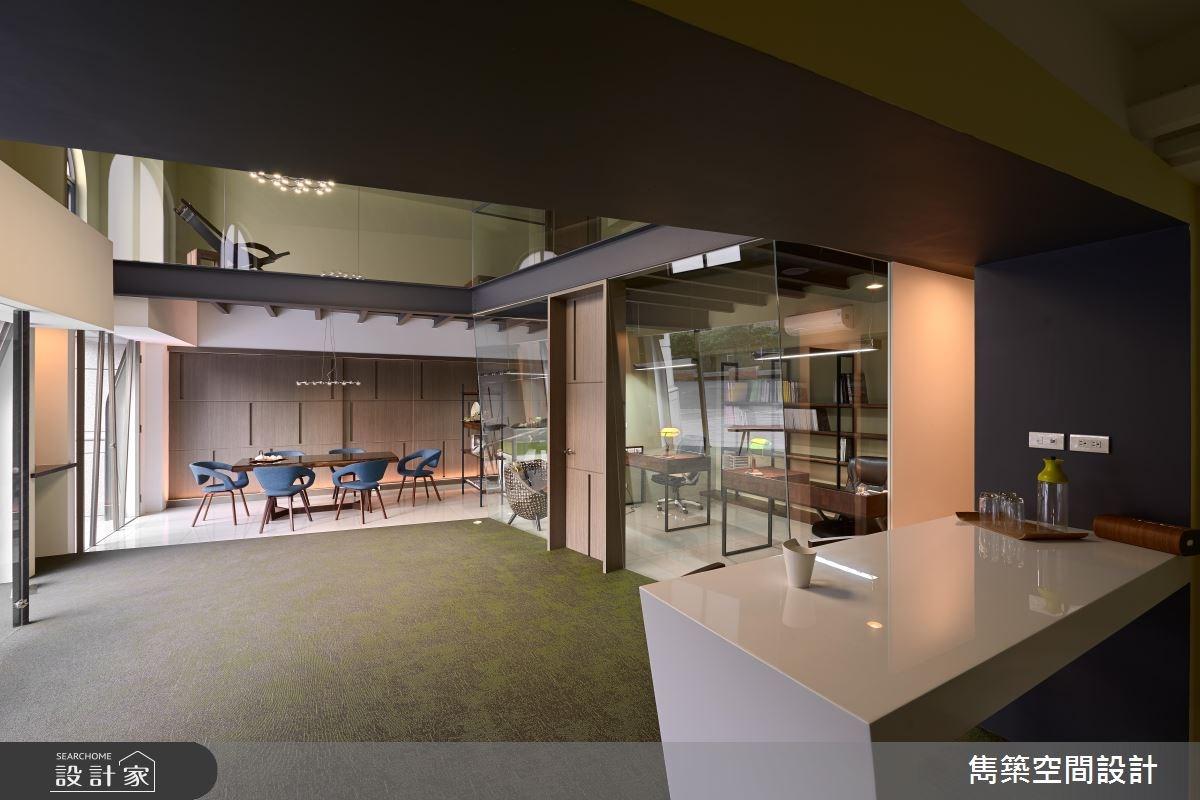 60坪新成屋(5年以下)_現代風商業空間案例圖片_雋築空間設計_雋築_04之3
