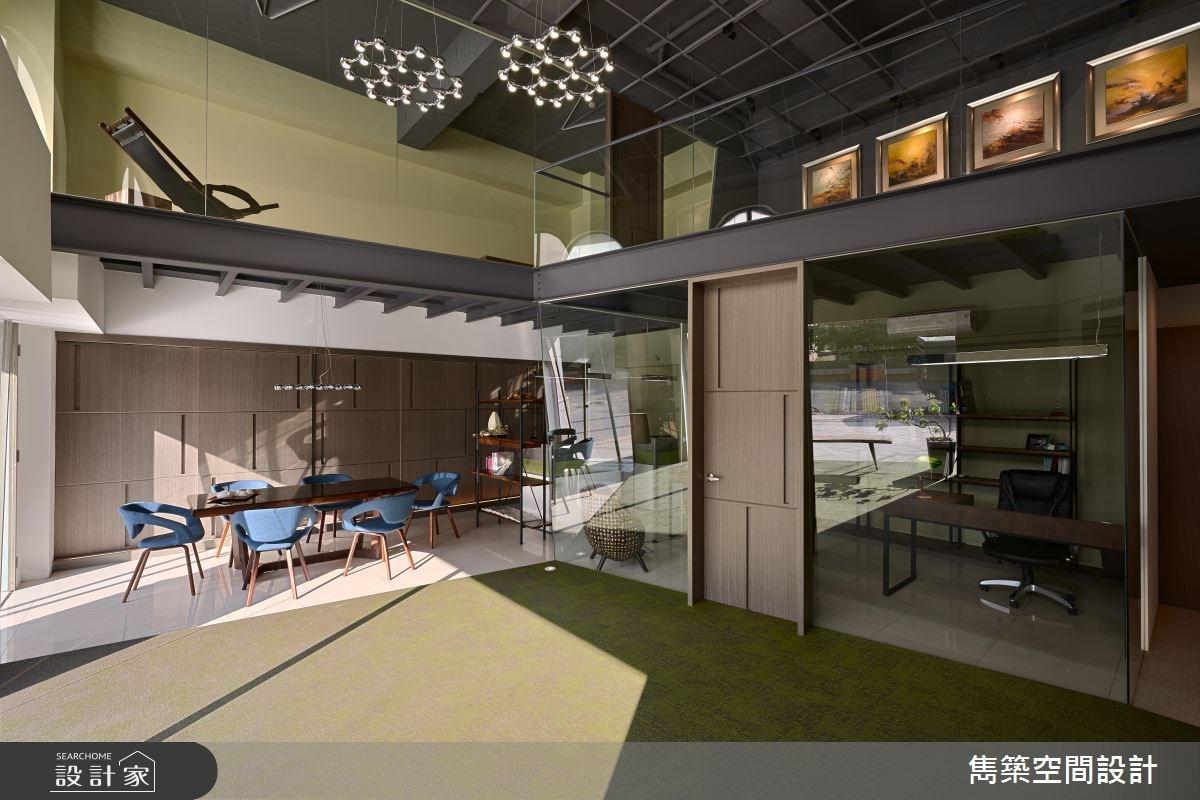 60坪新成屋(5年以下)_現代風商業空間案例圖片_雋築空間設計_雋築_04之4