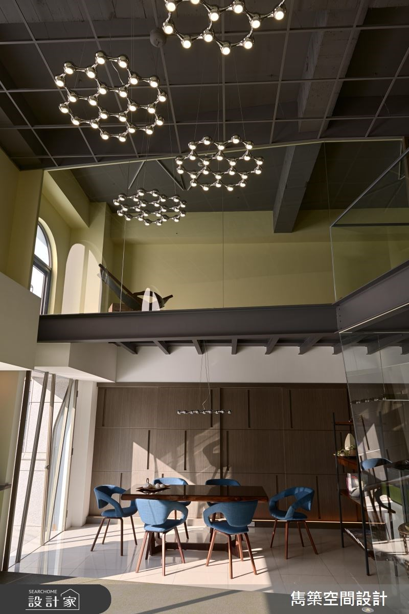 60坪新成屋(5年以下)_現代風商業空間案例圖片_雋築空間設計_雋築_04之6