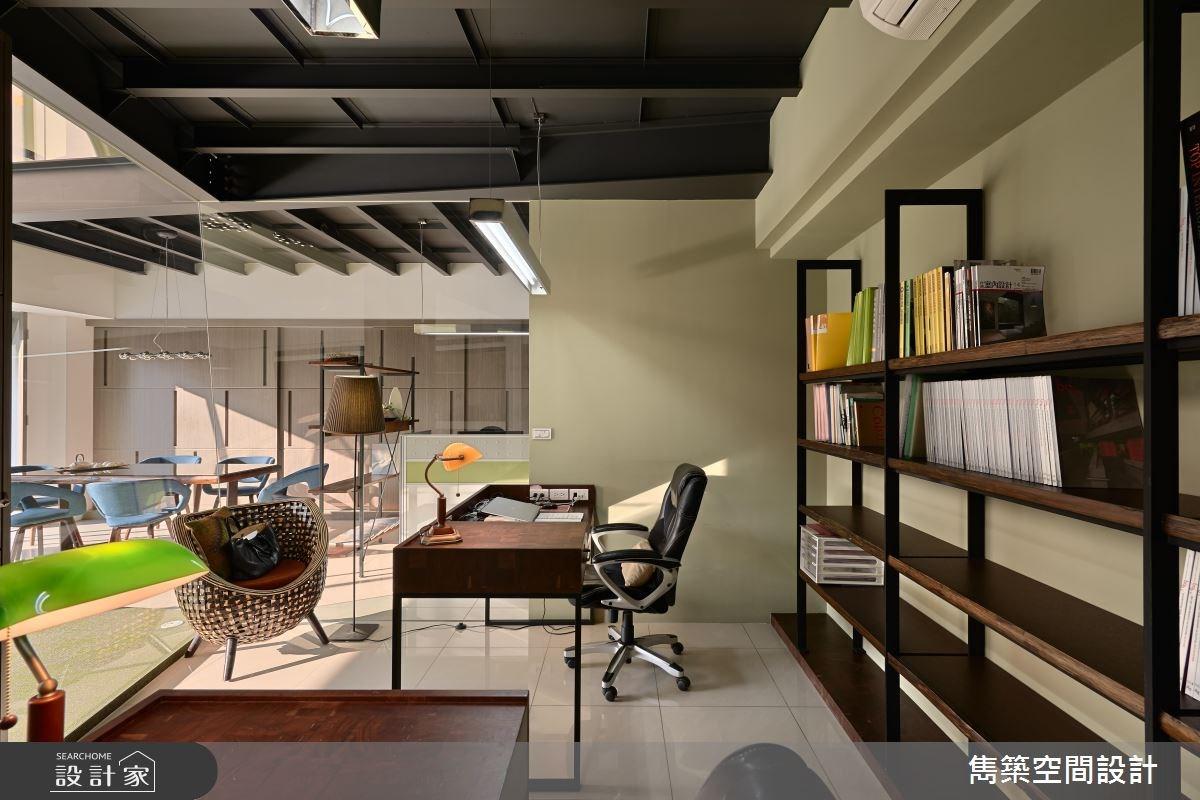 60坪新成屋(5年以下)_現代風商業空間案例圖片_雋築空間設計_雋築_04之9