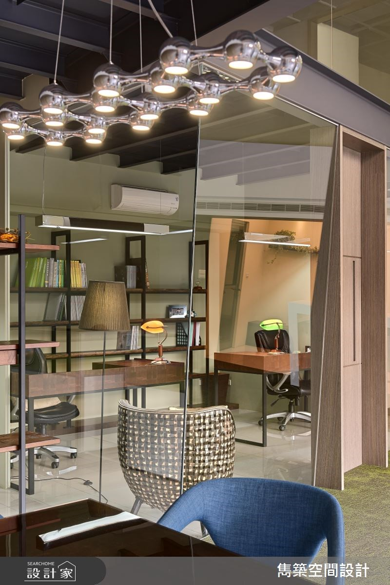 60坪新成屋(5年以下)_現代風商業空間案例圖片_雋築空間設計_雋築_04之10