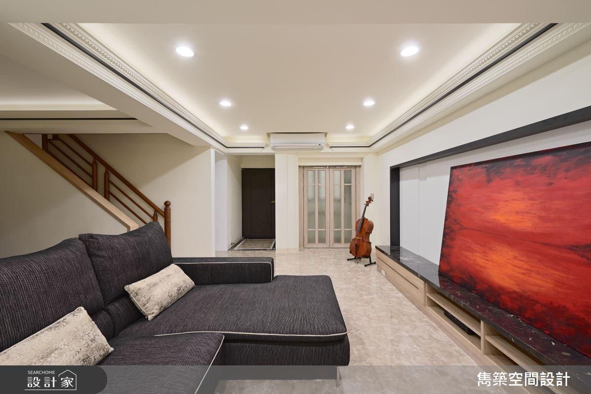 55坪中古屋(5~15年)_新中式風案例圖片_雋築空間設計_雋築_12之2