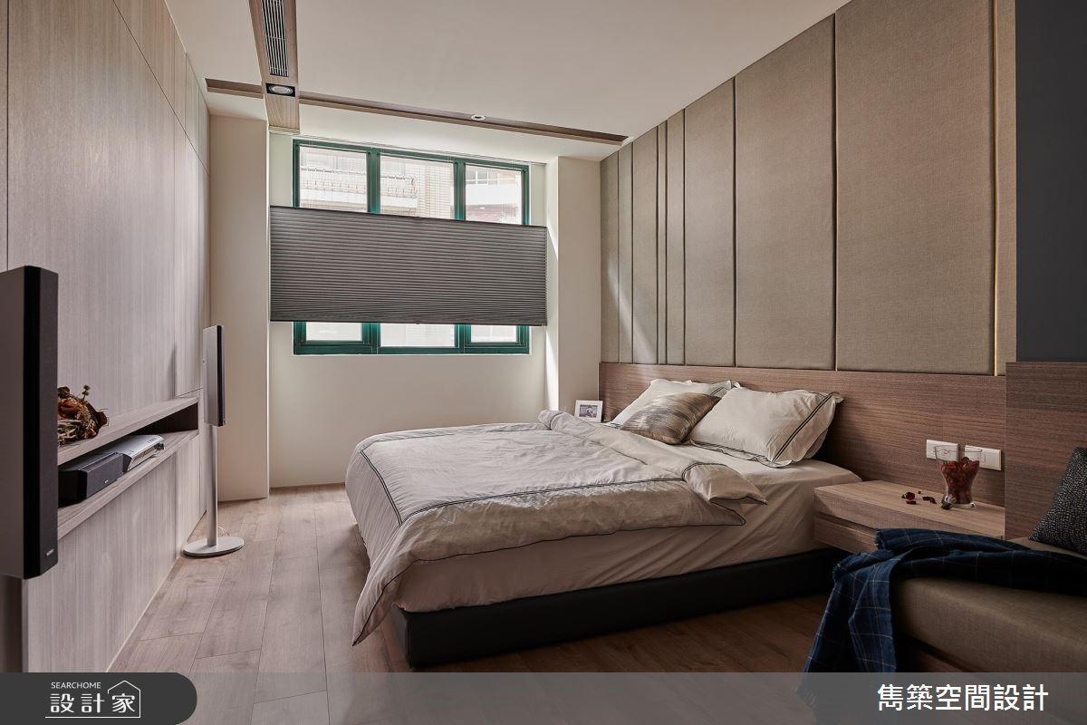 95坪中古屋(5~15年)_北歐風臥室案例圖片_雋築空間設計_雋築_17之5