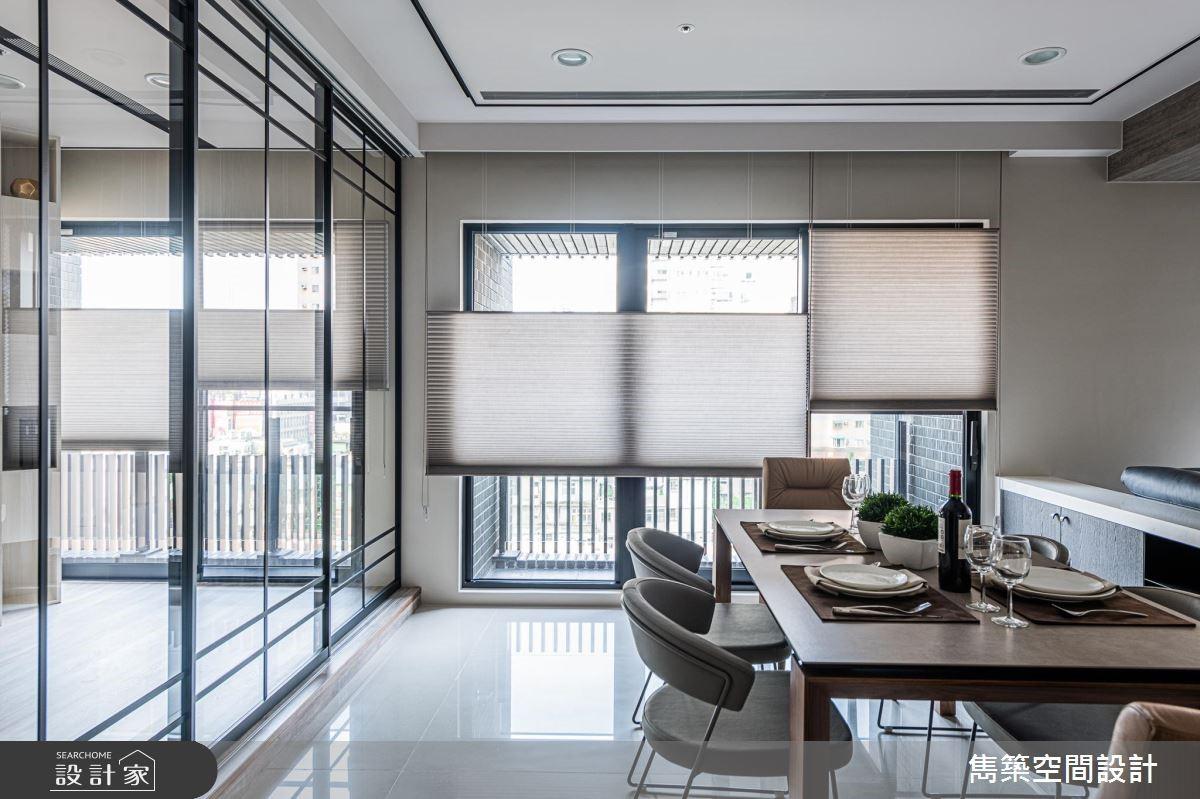 43坪新成屋(5年以下)_現代風案例圖片_雋築空間設計_雋築_18之4