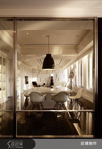60坪新成屋(5年以下)_現代風餐廳案例圖片_近境制作_近境制作_16之3