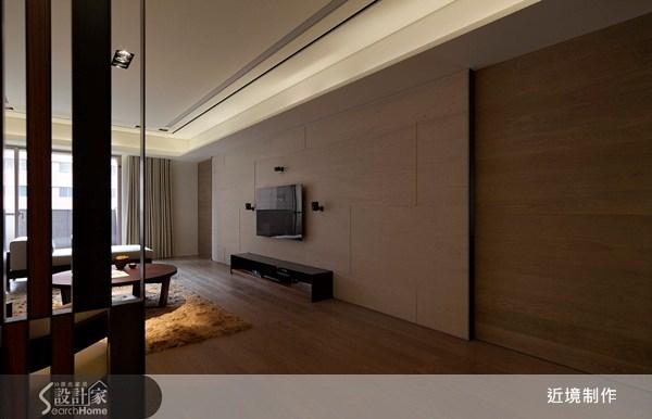45坪新成屋(5年以下)_簡約風客廳案例圖片_近境制作_近境制作_22之3