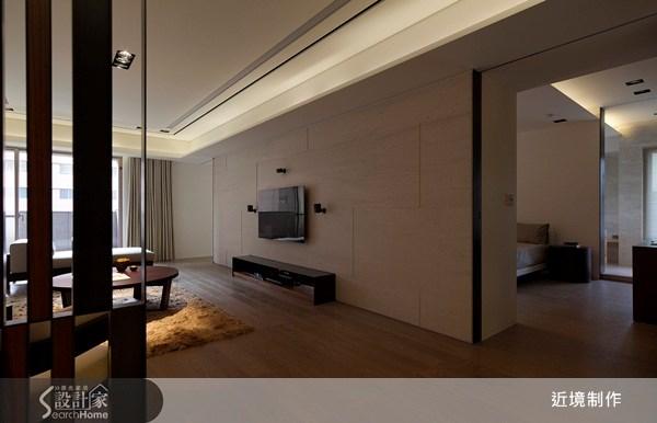 45坪新成屋(5年以下)_簡約風客廳案例圖片_近境制作_近境制作_22之4