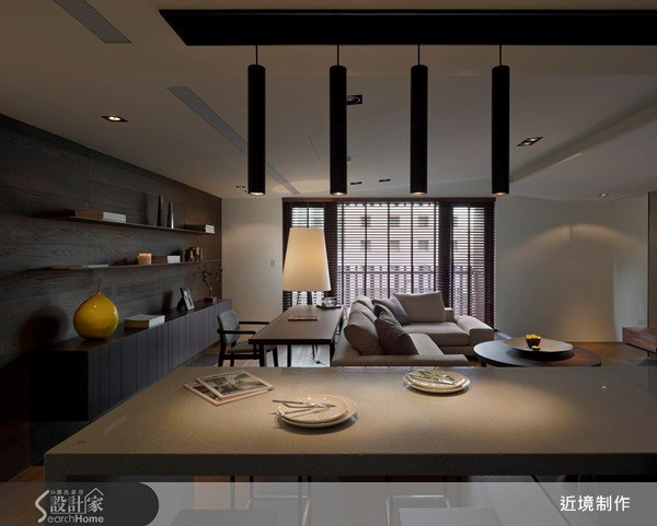 24坪新成屋(5年以下)_現代風餐廳案例圖片_近境制作_近境制作_23之11
