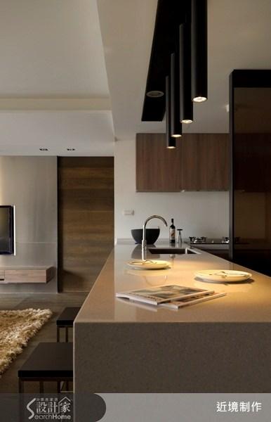 24坪新成屋(5年以下)_現代風餐廳案例圖片_近境制作_近境制作_23之12