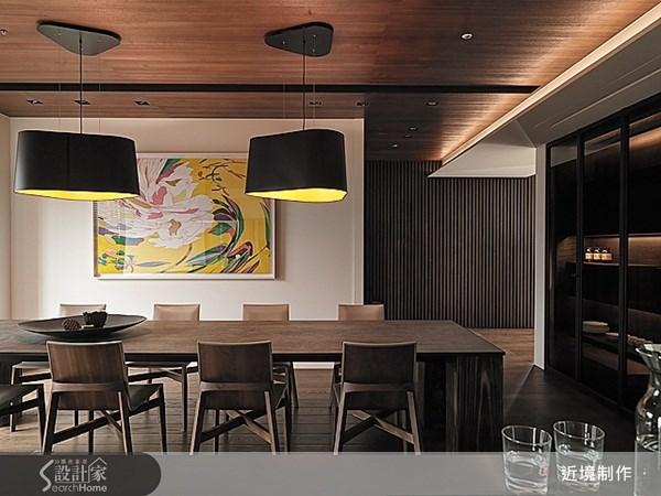 92坪新成屋(5年以下)_現代風餐廳案例圖片_近境制作_近境制作_30之4