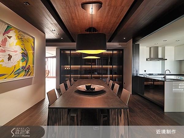 92坪新成屋(5年以下)_現代風餐廳案例圖片_近境制作_近境制作_30之5